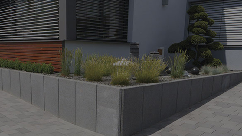 Concrete Retaining